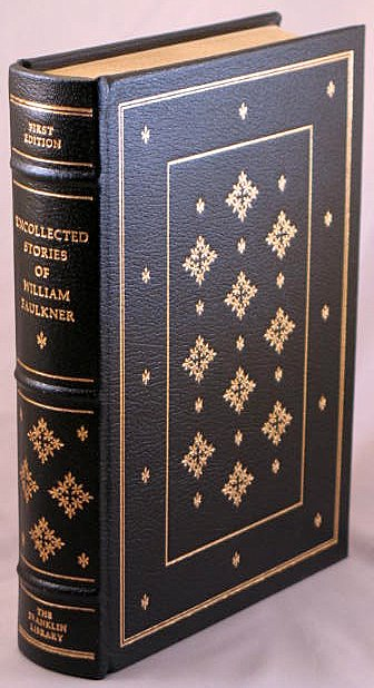 UNCOLLECTED STORIES OF WILLIAM FAULKNER. William FAULKNER, Joseph Blotner.