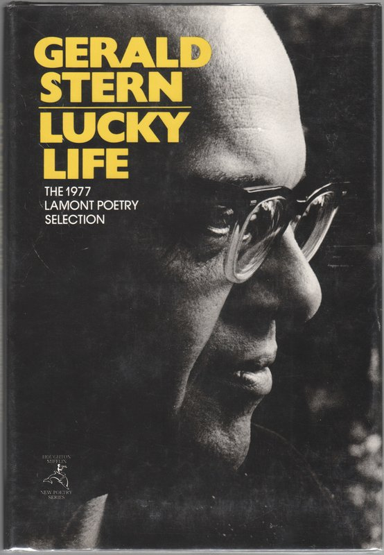LUCKY LIFE. Gerald STERN.