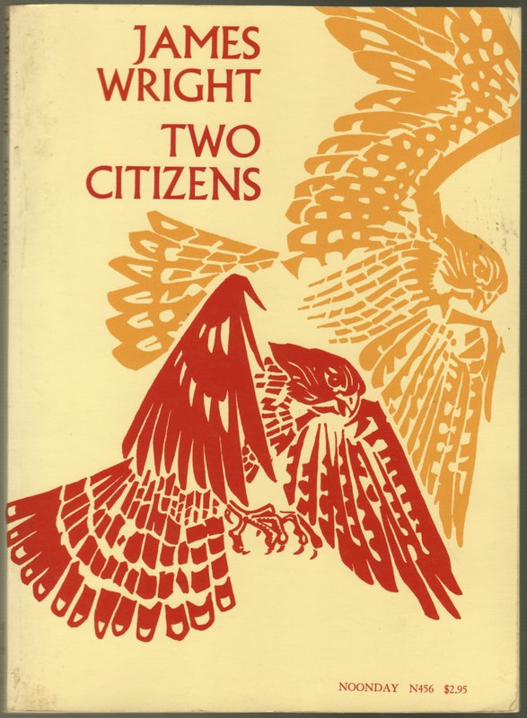 TWO CITIZENS. James WRIGHT.