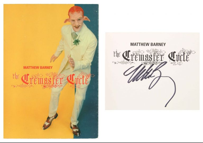 THE CREMASTER CYCLE. Matthew BARNEY.