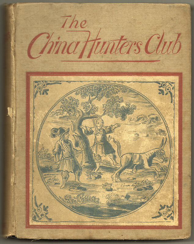 "THE CHINA HUNTERS CLUB. ANONYMOUS, ""The Youngest Member"""