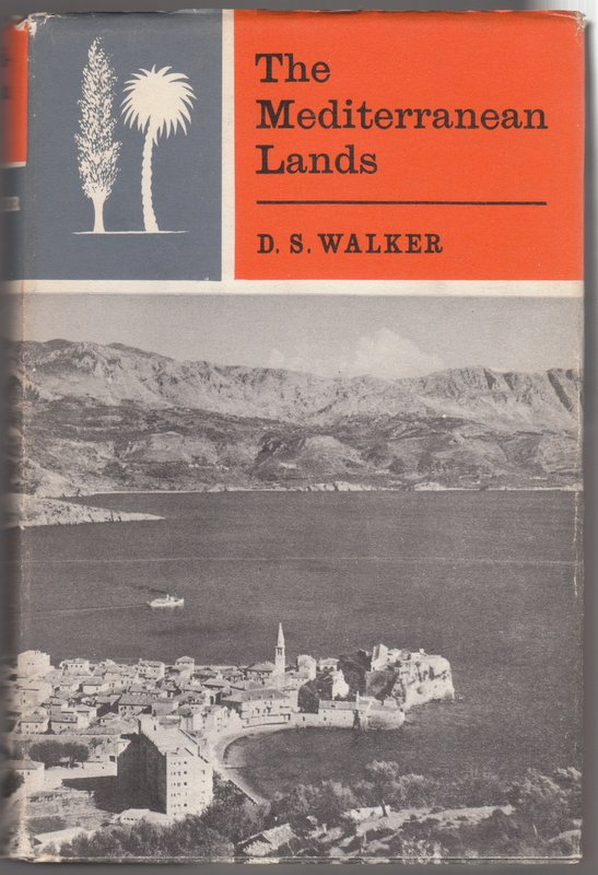 THE MEDITERRANEAN LANDS. D. S. WALKER.