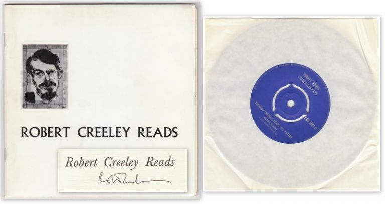 ROBERT CREELEY READS. Robert CREELEY.