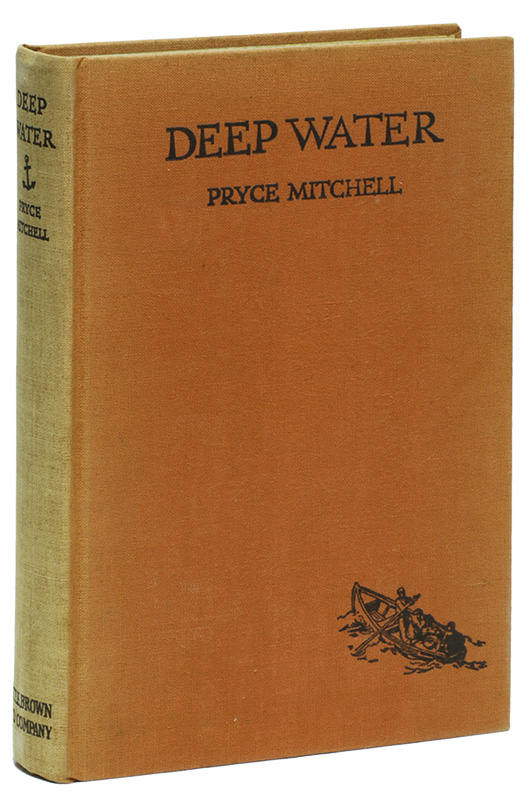 DEEP WATER: The Autobiography of a Sea Captain. Pryce MITCHELL.