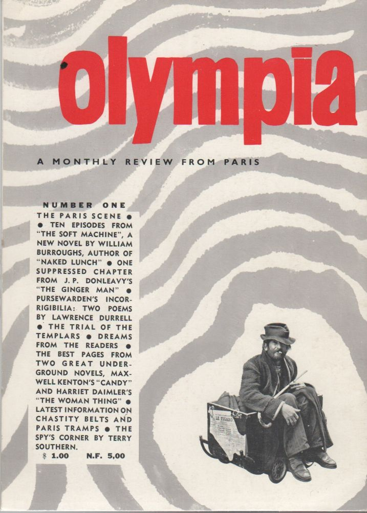 OLYMPIA: A Monthly Review from Paris [Number One]. Edited.