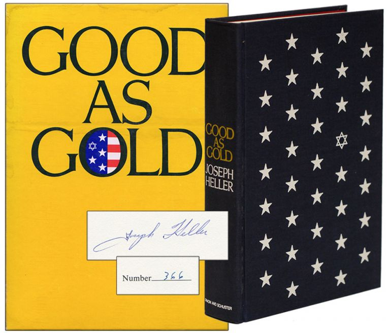 GOOD AS GOLD. Joseph HELLER.