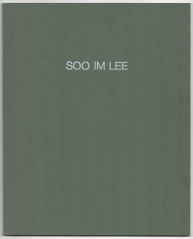 ETCHINGS BY SOO IM LEE. Soo IM LEE.