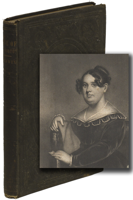 LIFE OF MRS. SARAH NORTON: An Illustration of Practical Piety. Samuel D. BALDWIN.