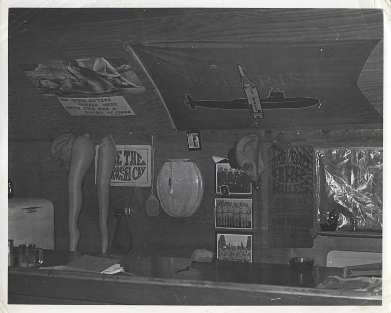 [Small Photograph Archive of a Soldier's Lounge]. Vietnam, Photography.