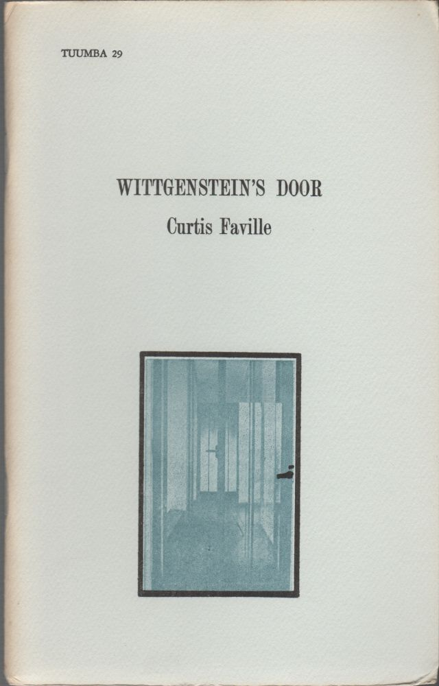 WITTGENSTEIN'S DOOR. Curtis FAVILLE.