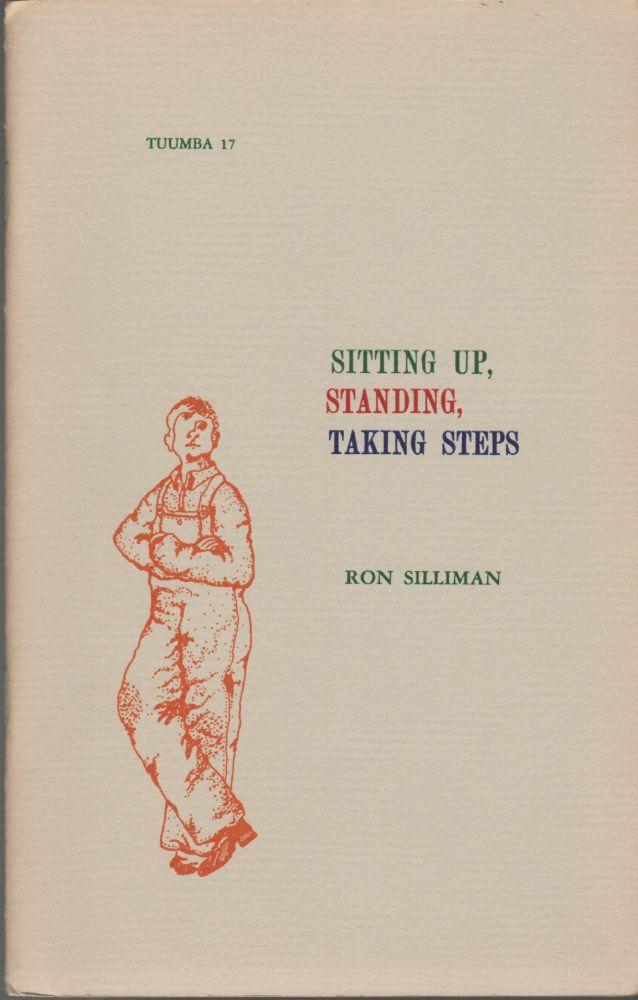 SITTING UP, STANDING, TAKING STEPS. Ron SILLIMAN.
