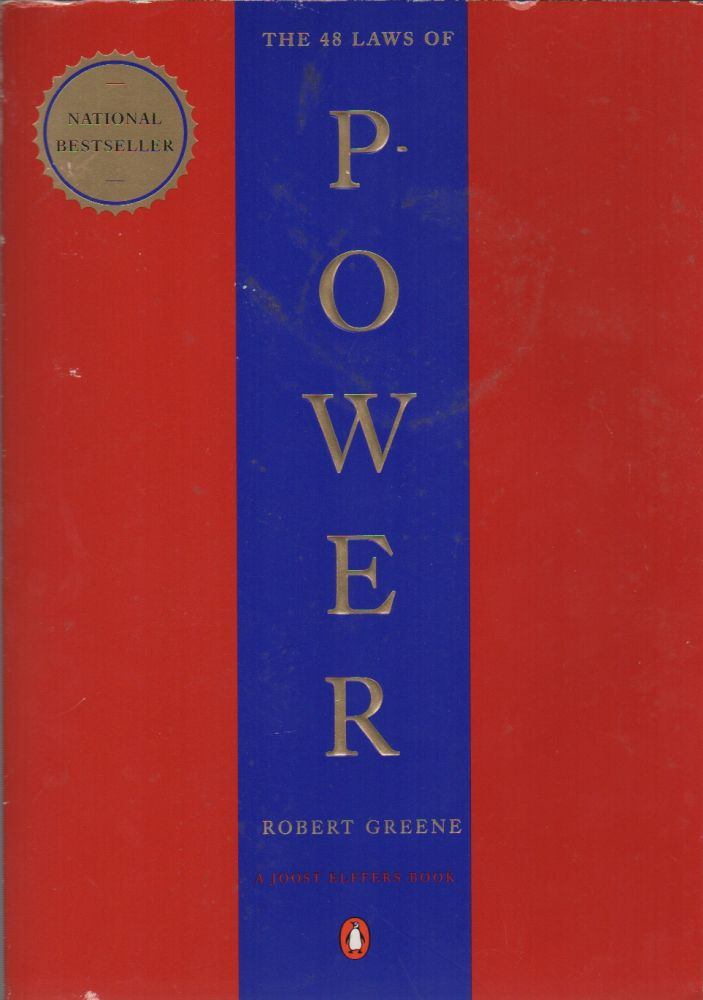 THE 48 LAWS OF POWER. Robert GREENE.