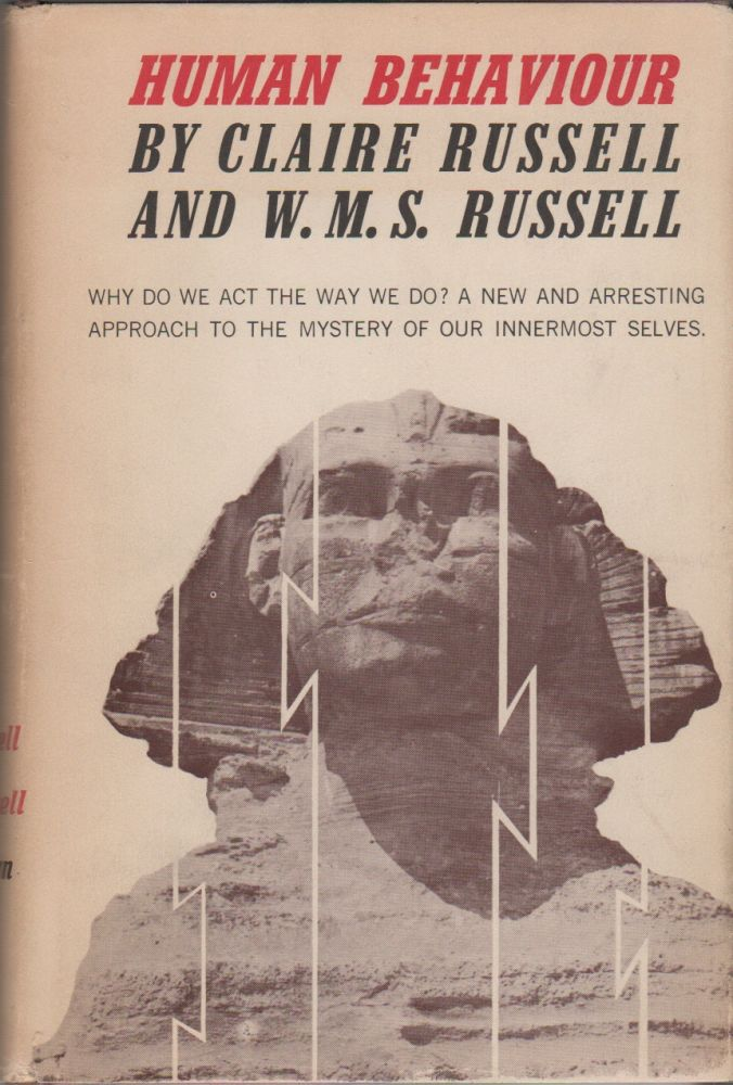 HUMAN BEHAVIOUR. Claire RUSSELL, W M. S. Russell.