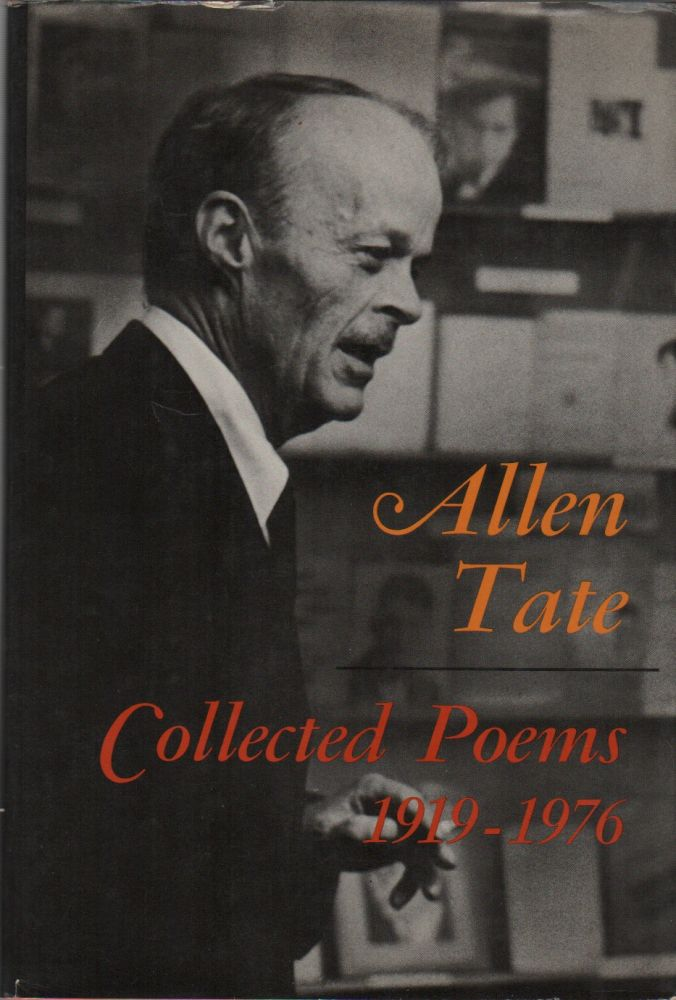 COLLECTED POEMS 1919-1976. Allen TATE.