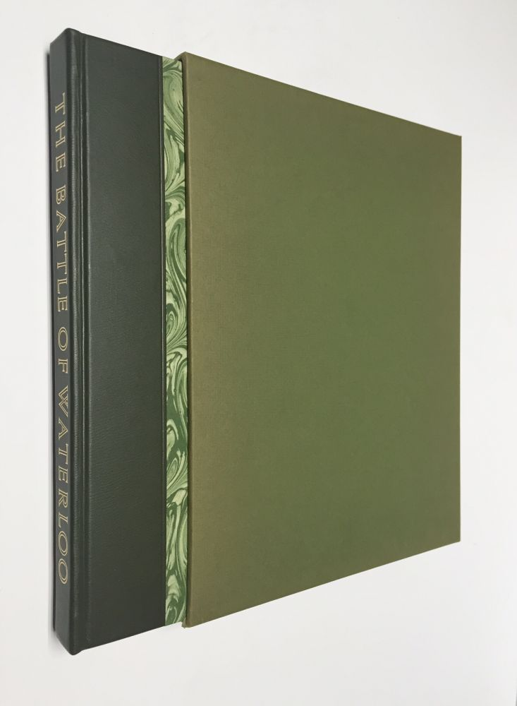 THE BATTLE OF WATERLOO: A Romantic Narrative. Victor HUGO, Drew Middleton, Reginald Colby, Edouard Detaille, Introduction, Epilogue, Illustrations.