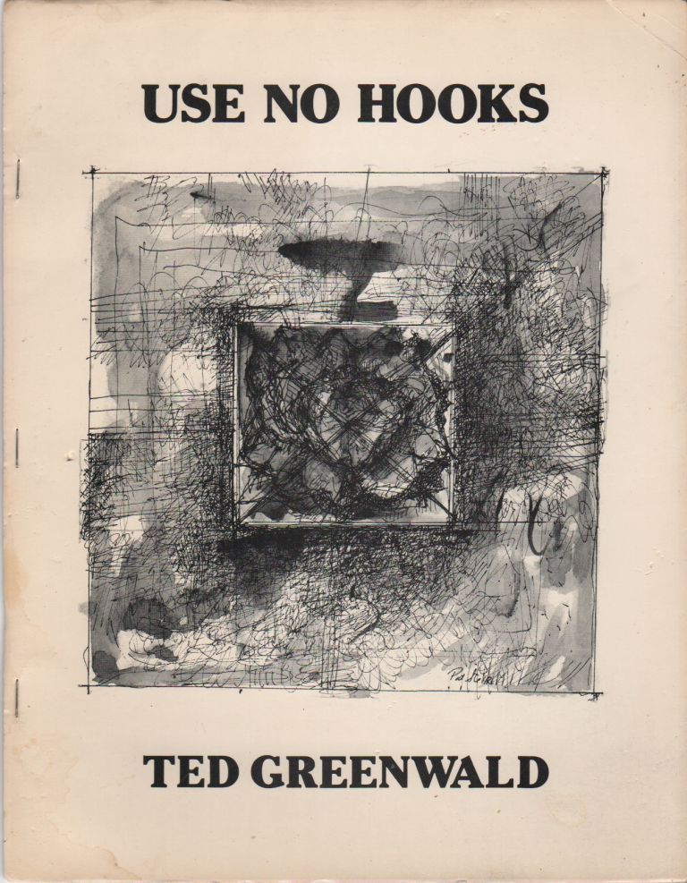 USE NO HOOKS. Ted GREENWALD.