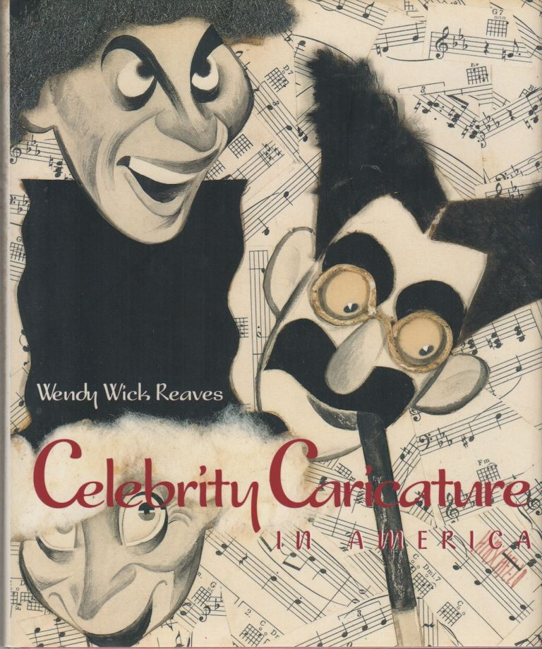 CELEBRITY CARICATURE IN AMERICA. Wendy Wick REAVES, Pie Friendly.