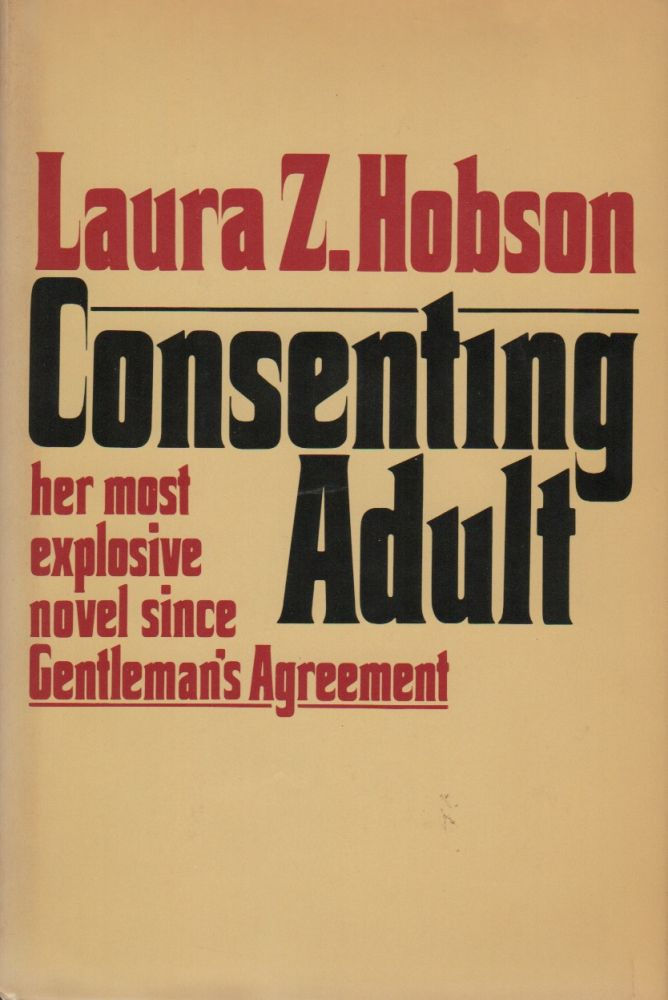 CONSENTING ADULT. Laura Z. HOBSON.