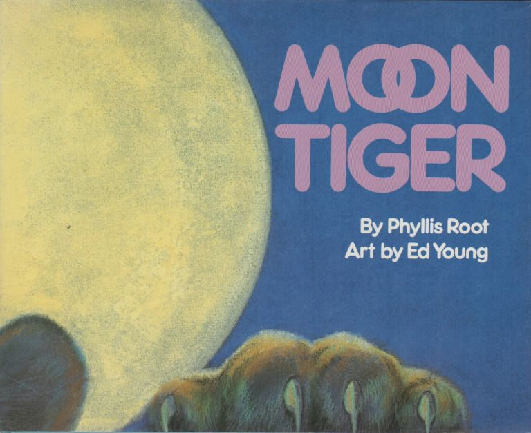 MOON TIGER. Phylllis ROOT.
