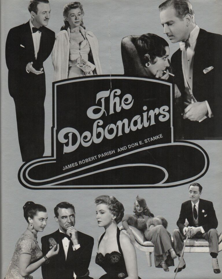 THE DEBONAIRS. James Robert PARISH, Don E. Stanke.
