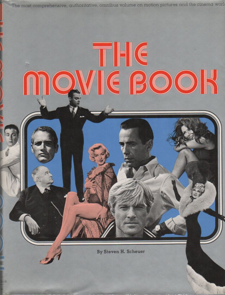 THE MOVIE BOOK. Steven H. SCHEUER.