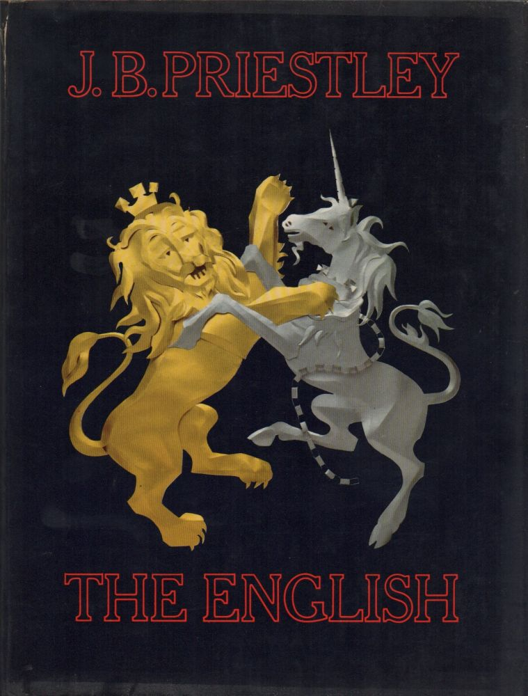 THE ENGLISH. J. B. PRIESTLEY.