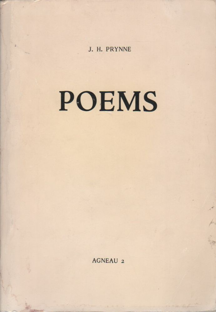 POEMS. J. H. PRYNNE.