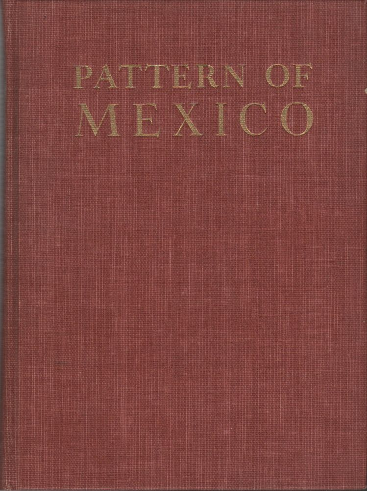 PATTERN OF MEXICO. Clifford GESSLER.