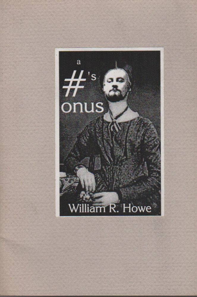 A #'S: Onus. William R. HOWE.