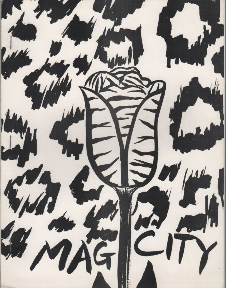 MAG CITY 11. Michael SCHOLNICK, Gregory Masters, Gary Lenhart.