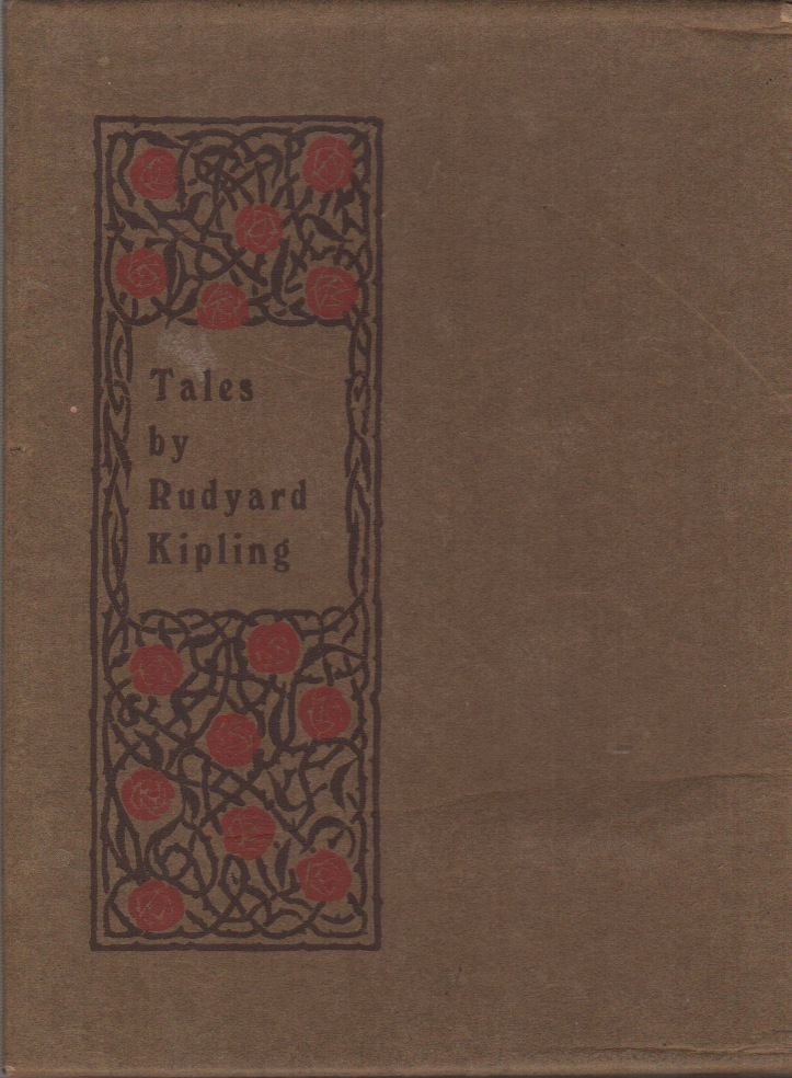 TALES BY RUDYARD KIPLING: Containing Many of the Plain Tales from the Hills [Brown Book Series]. Rudyard KIPLING.