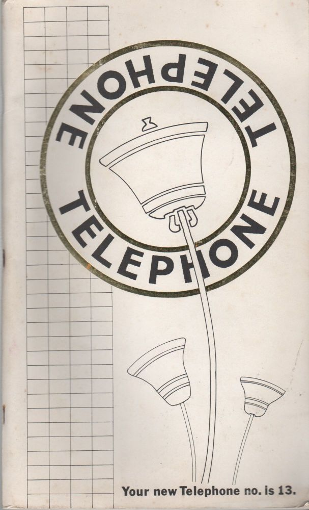 TELEPHONE #13. Maureen OWEN.
