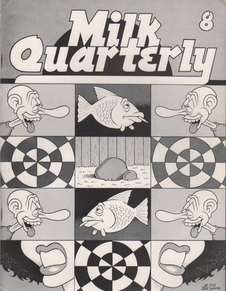 THE MILK QUARTERLY 8. Diane PEARLSTEIN.