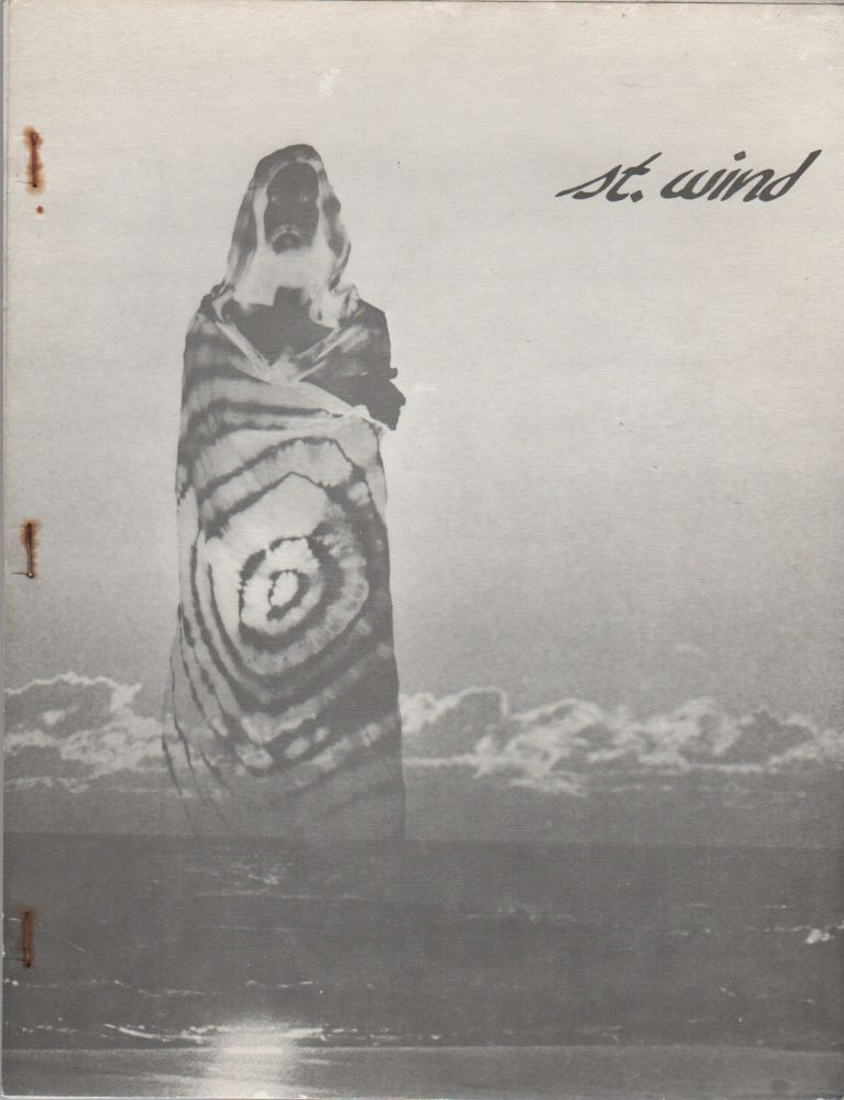 ST. WIND [Unnumbered Issue]. Al SIMMONS.