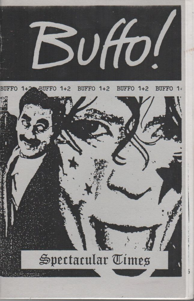BUFFO: Amazing Tales of Political Pranks and Anarchic Buffoonery - No. (1/2): A New Edition Completely Revised and Updated. Larry LAW.