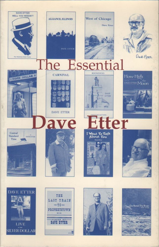 THE ESSENTIAL DAVE ETTER. Dave ETTER.