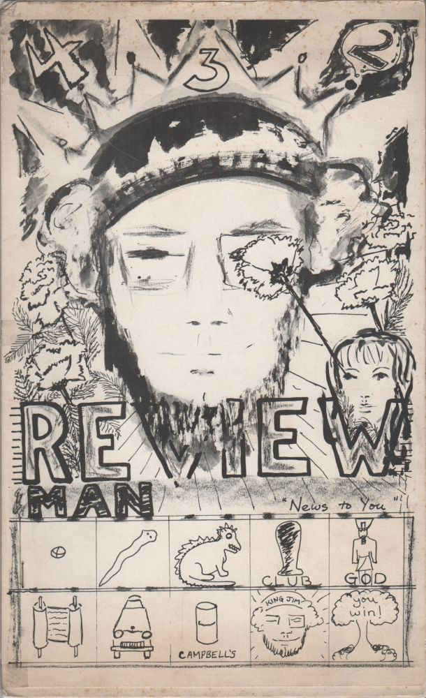 THE 4 3 2 REVIEW [No. 3] - Jim Brodey Issue. Simon SCHUCHAT, Jim Brodey.