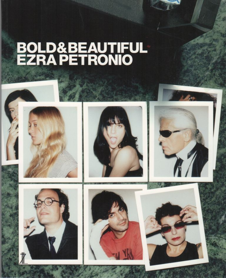 BOLD & BEAUTIFUL. Ezra PETRONIO.