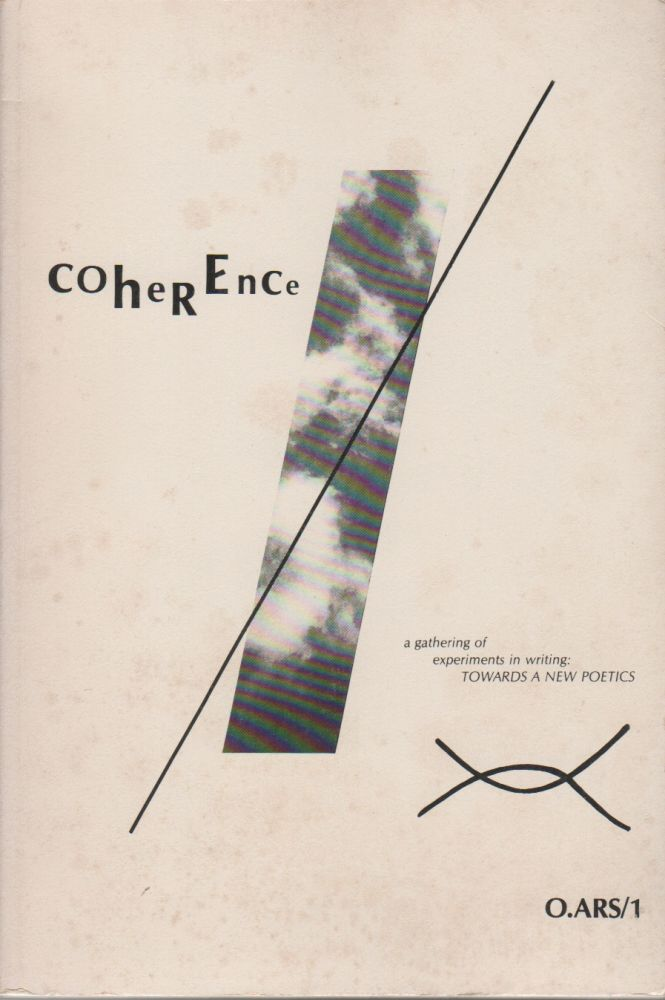 COHERENCE (O.ARS/1). Don WELLMAN.