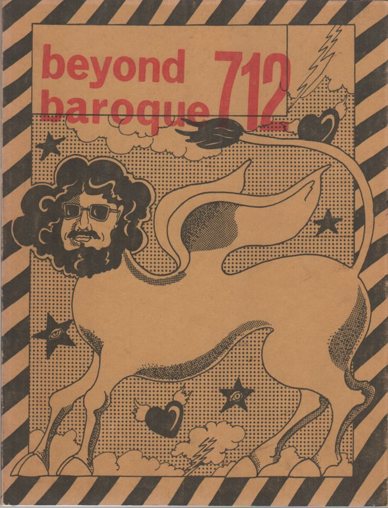 BEYOND BAROQUE 712 (Vol. 2 No. 2): Nascent Literary Trends. George Drury SMITH.