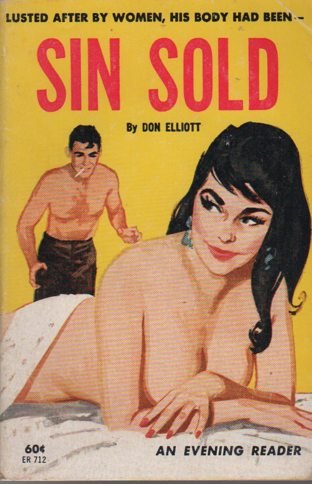 SIN SOLD (Evening Reader 712). Don ELLIOTT.
