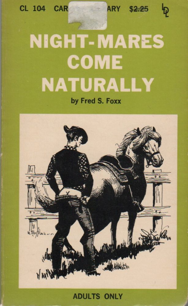 NIGHT-MARES COME NATURALLY. Fred S. FOXX.
