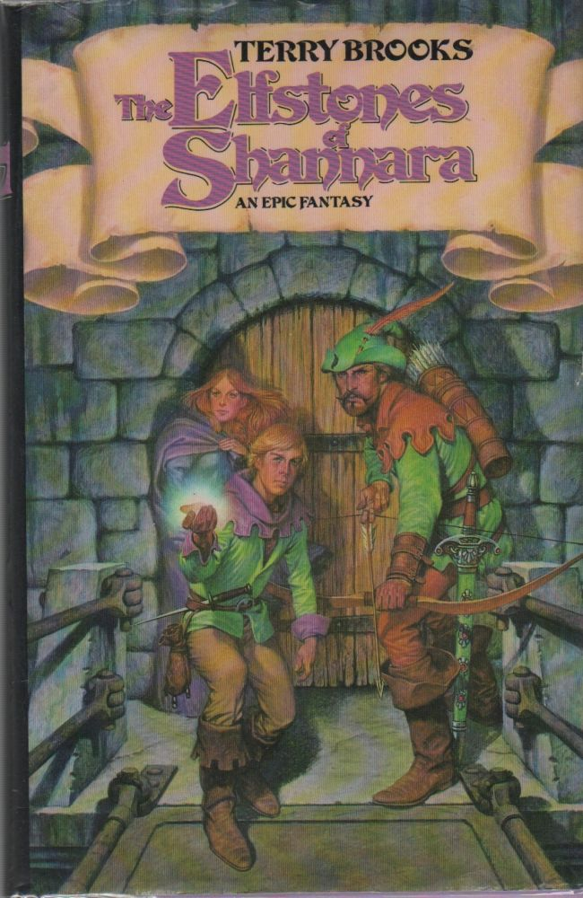 THE ELFSTONES OF SHANNARA. Terry BROOKS.