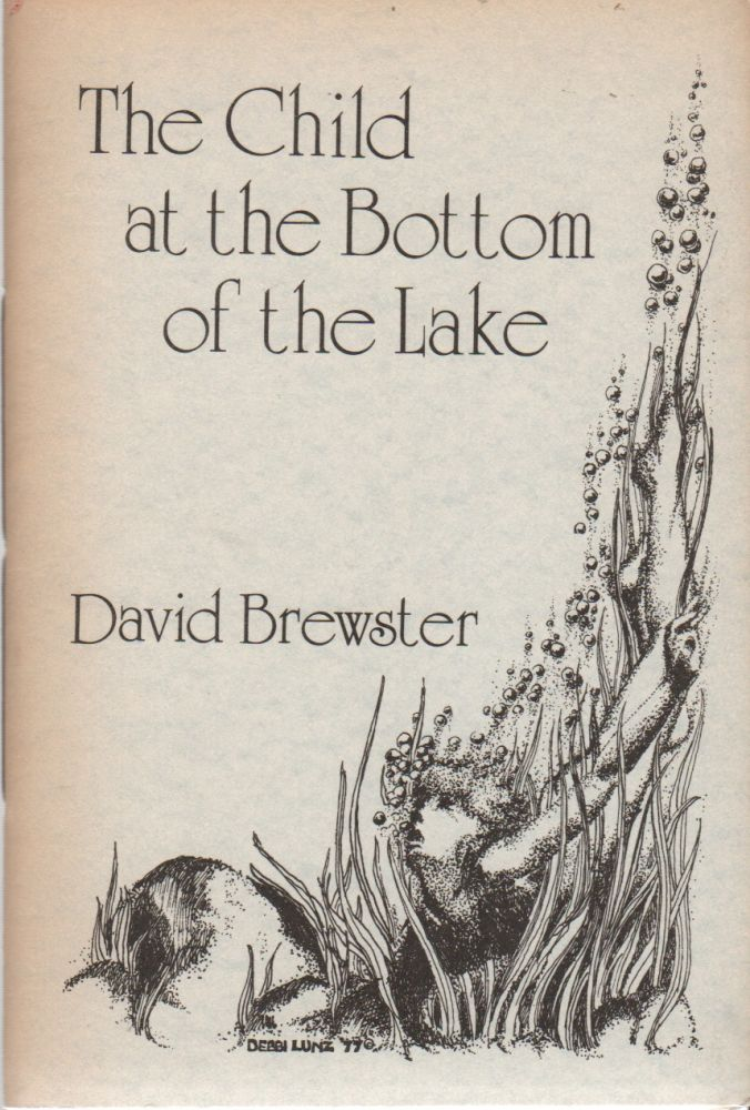 THE CHILD AT THE BOTTOM OF THE LAKE. David BREWSTER.