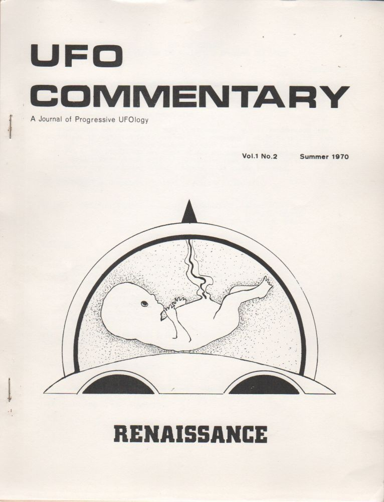 UFO COMMENTARY: A Journal of Progressive UFOlogy - Vol. 1 No. 1 [Through] Vol. 3 No. 3 [Eleven-Issue Run]. Patrick A. HUYGHE, Publisher.