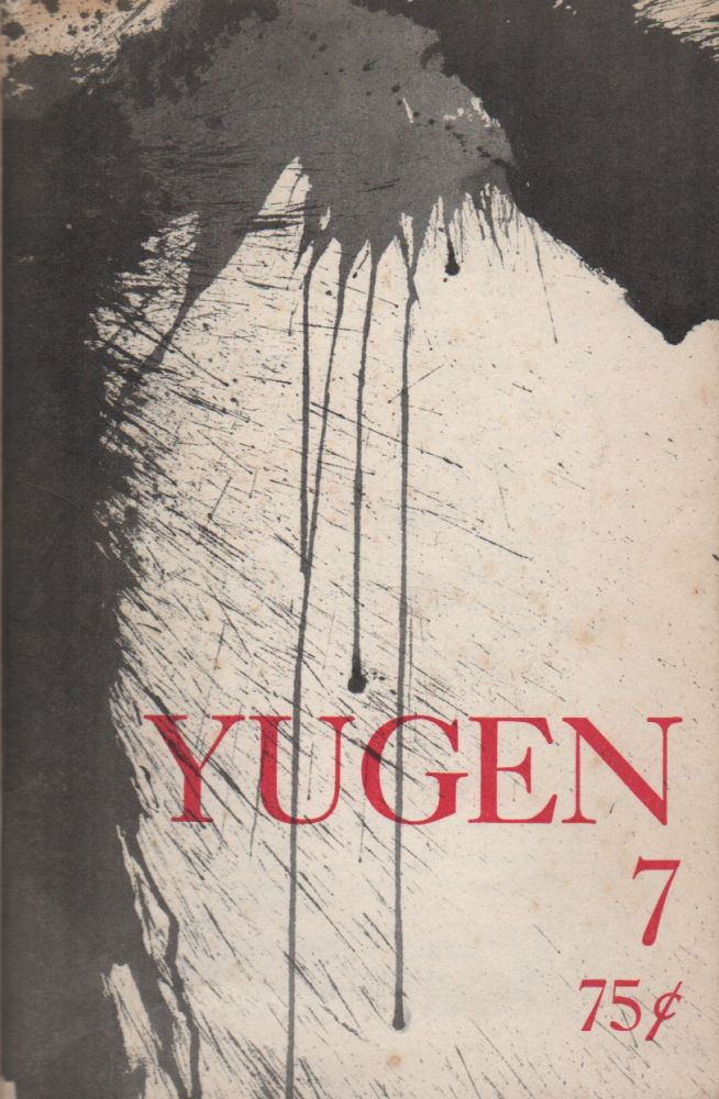 YUGEN No. 7. LeRoi JONES.