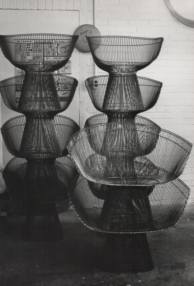 [Production Archive of Knoll Designs from Olga Gueft]. Design, Knoll.
