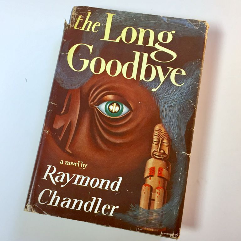 THE LONG GOODBYE. Raymond CHANDLER.