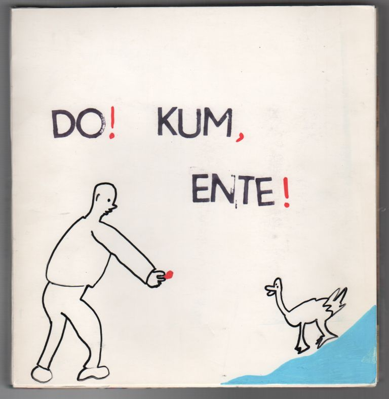 DO! KUM, ENTE! Jan VOSS.