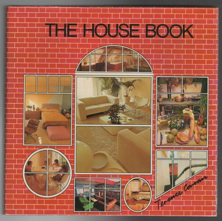 THE HOUSE BOOK. Terence CONRAN.